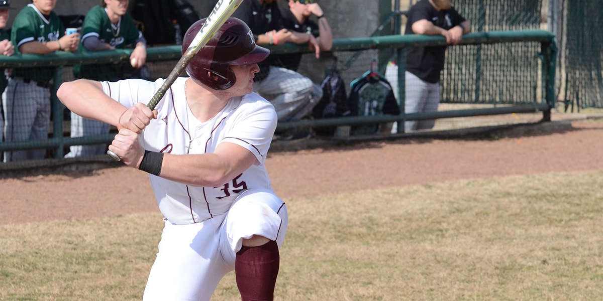 Evangel Baseball Takes Split With Clarke