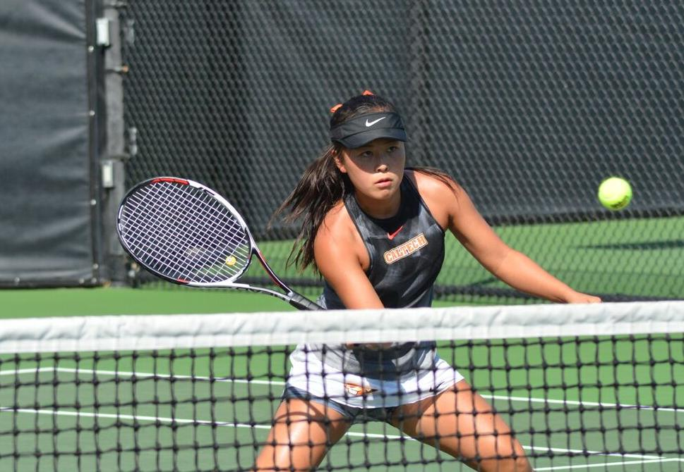 Moriyama Nets Ranked Singles Win for No. 21 Women's Tennis