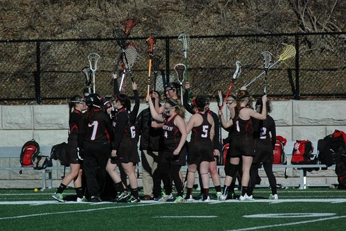 CACC WOMEN'S LACROSSE PRESEASON POLL ANNOUNCED