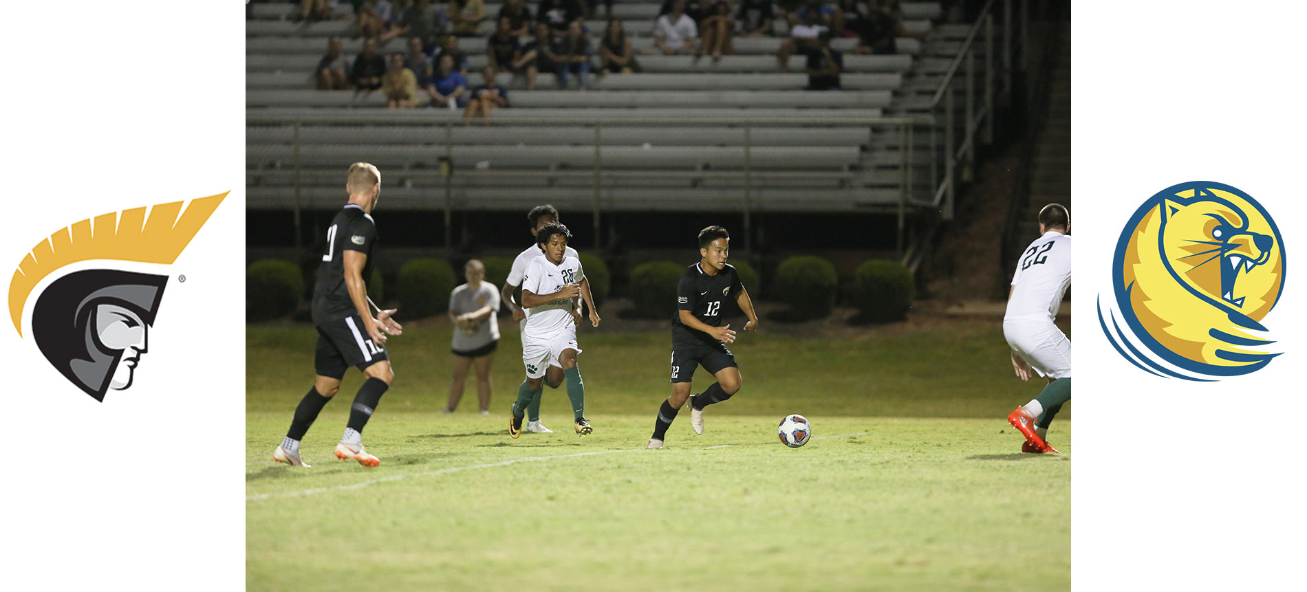 Men's Soccer Travels to Lander