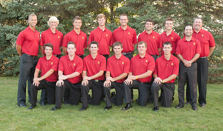 Men's Golf Finishes Sixth At Regional Tournament