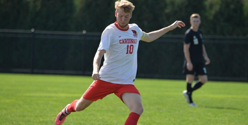 Connor Rutz earns D2CCA All-Midwest Region Honors