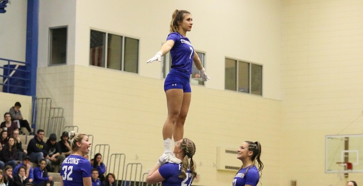 Acrobatics and Tumbling shines at NCATA Championship