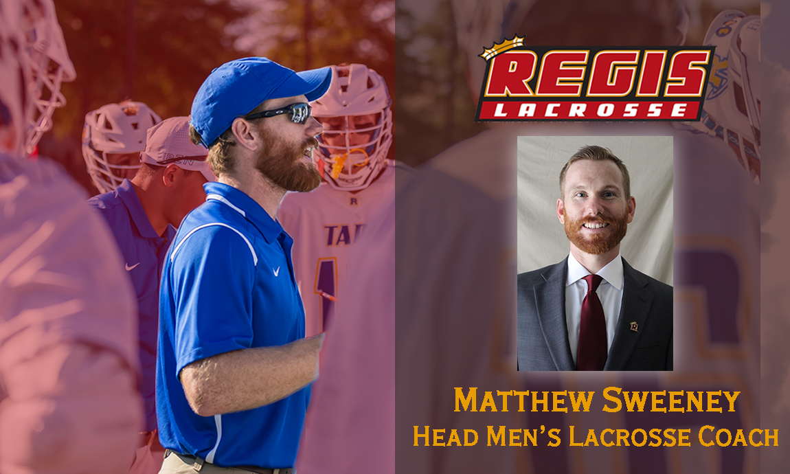 Matthew Sweeney Named New Men's Lacrosse Head Coach