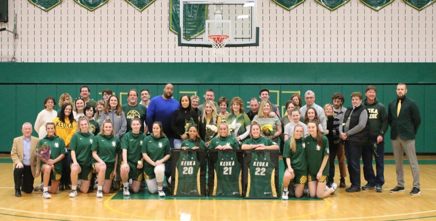 2019-20 Parents' and Senior Day -- Photo by Abby Anderson '21