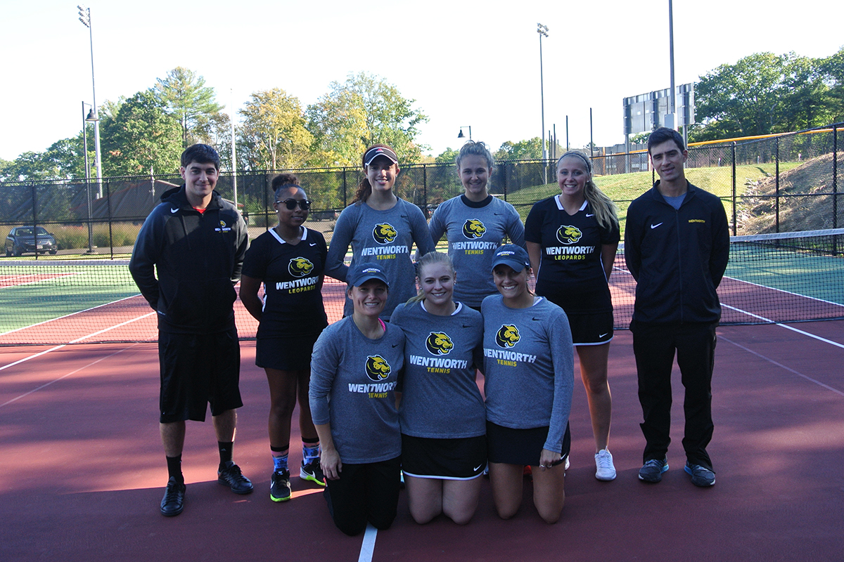 Women's Tennis Wraps up Fall Campaign