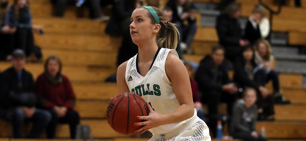 Gulls Fall, 64-56, To Salve Regina
