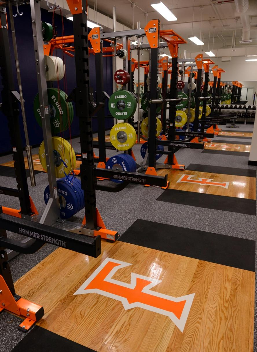 New Weight Room Photos