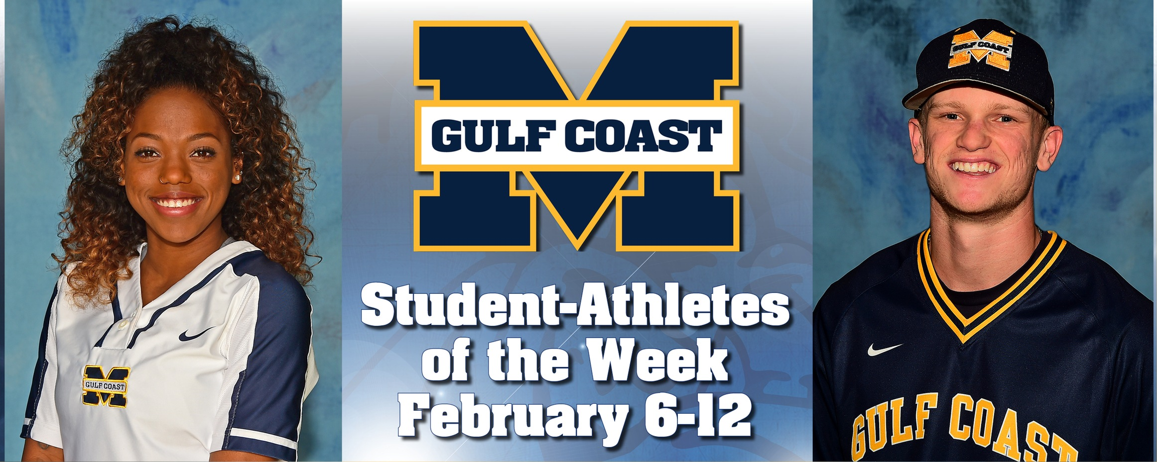 Triplett, Evans named MGCCC Student-Athletes of the Week