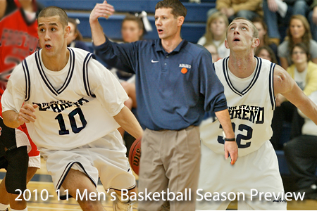 2010-11 Men's Basketball Season Preview