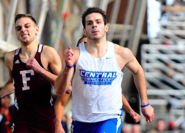 Men's Track & Field Opens Outdoor Season