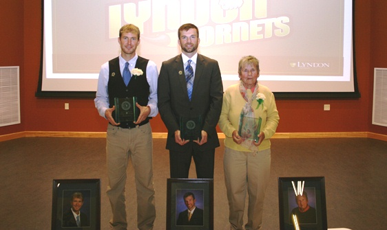 McKim, Feeley & Owen inducted in Lyndon Athletics Hall of Fame