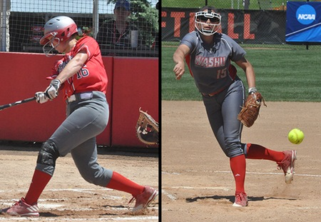 Bears' Taylor Arends and Anna McKee Named to Regional All-Tournament Team