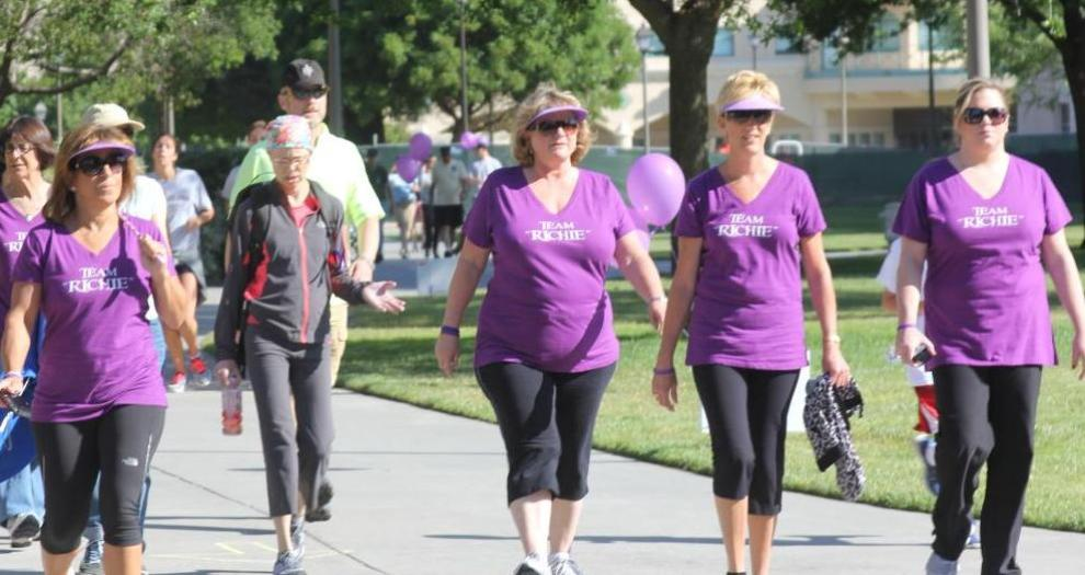 Hosted by Bronco Volleyball, Fifth Annual Walk 4 Pancreatic Cancer on Mission Campus Sat., May 11 at 8:30 am