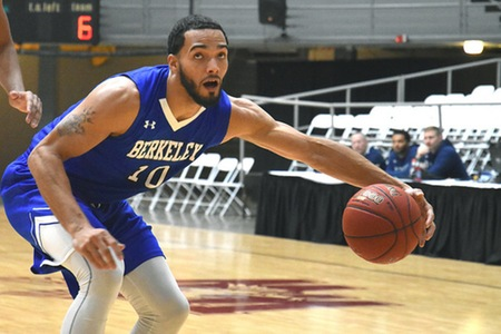 Men's Basketball: Berkeley 101, King's 43