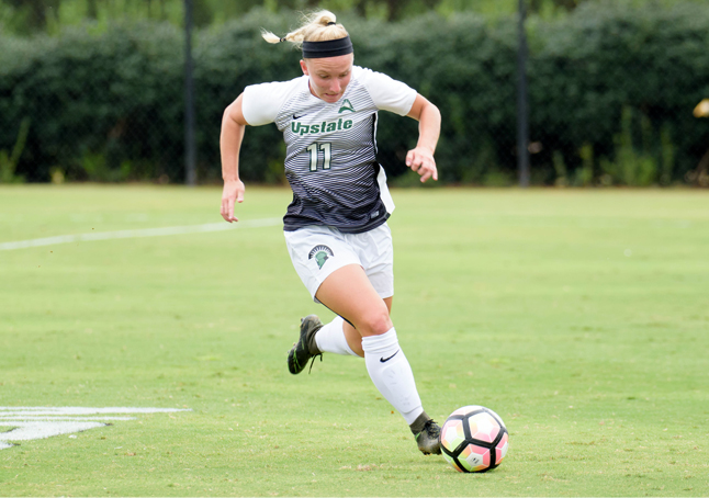Eagles Defeat Women's Soccer