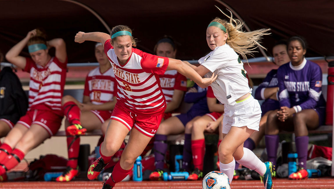 Ferris State Women's Soccer Registers First GLIAC Victory With 1-0 Triumph At Home
