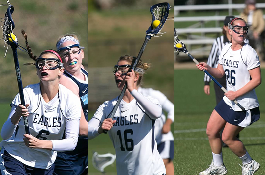 Petrucelli, Atkinson, and Mott Named All-Region by IWLCA
