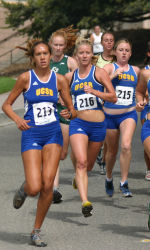 Women Finish 5th Ahead of UCI & LBSU