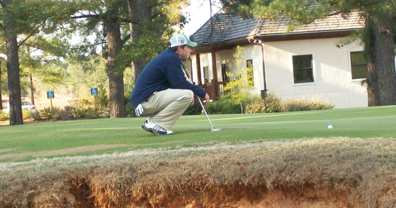 #6 Golf Jumps Four Spots to Fourth at Matlock Collegiate