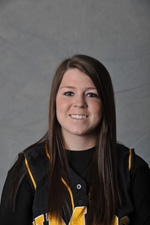Caitlin Chase hit her first career homeun, a grand slam, agains Canisius