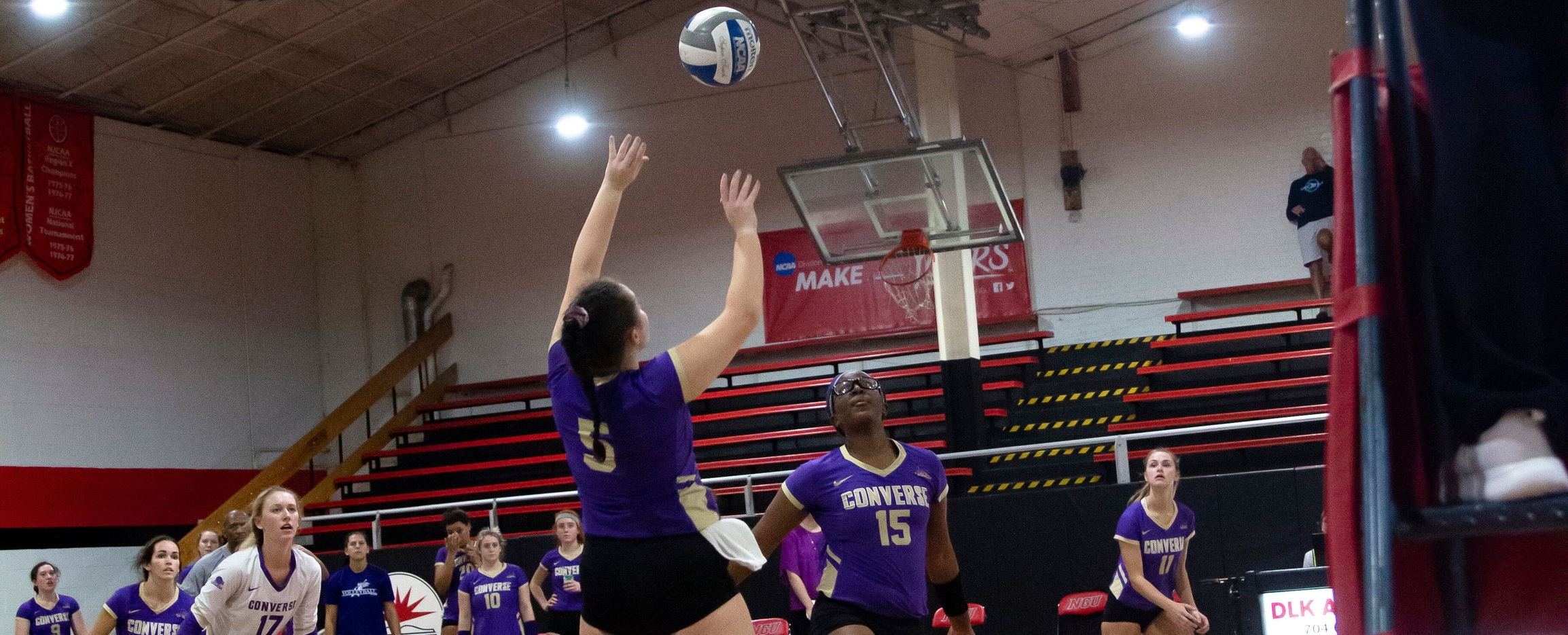 Valkyries Downed by North Greenville