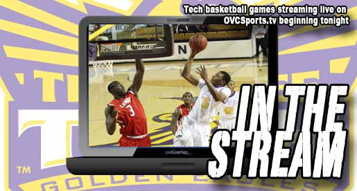All Golden Eagle conference games to be streamed on OVCSports.tv