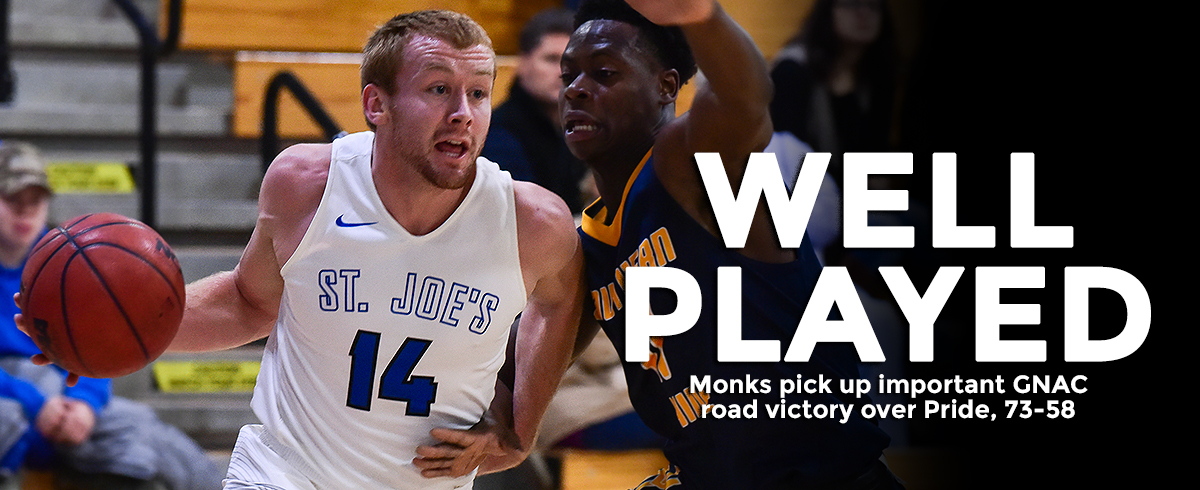Monks Push Past Pride, 73-58