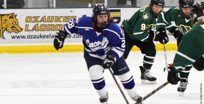 Women's Hockey drops non-conference matchup against Concordia Moorhead