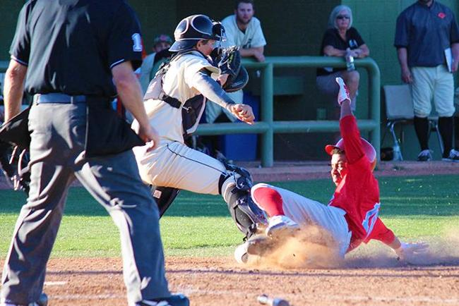 Gilleras RBI in 10th Propels T-Birds at Chandler-Gilbert, 4-3(10)