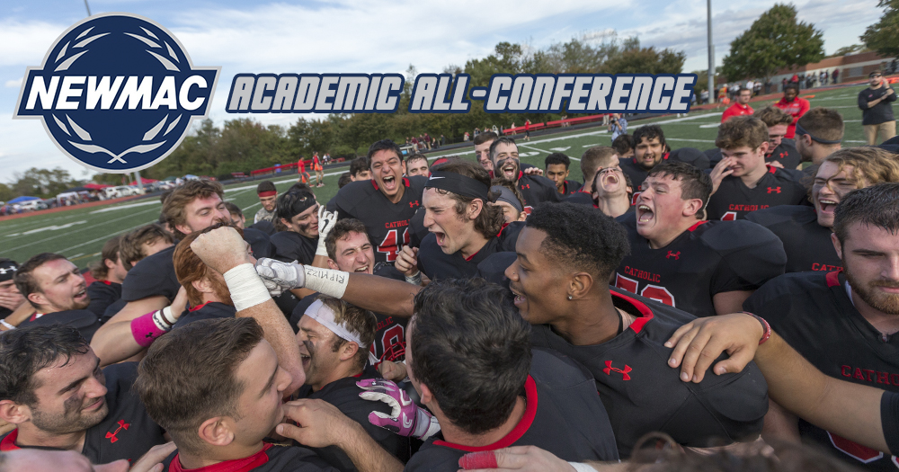 Eight Cardinals Make NEWMAC Academic All-Conference Team
