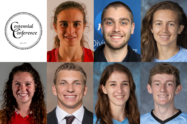 Centennial Conference Announces 2019 Fall Academic Honorees