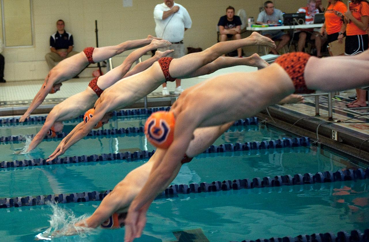 Eagle Swimmers fall to Limestone