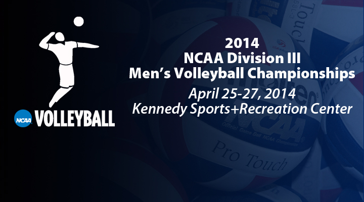 Juniata to Host 2014 NCAA Division III Men's Volleyball Championships