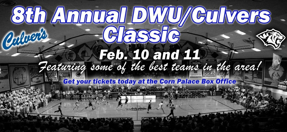 DWU basketball to host 8th annual DWU/Culvers Classic