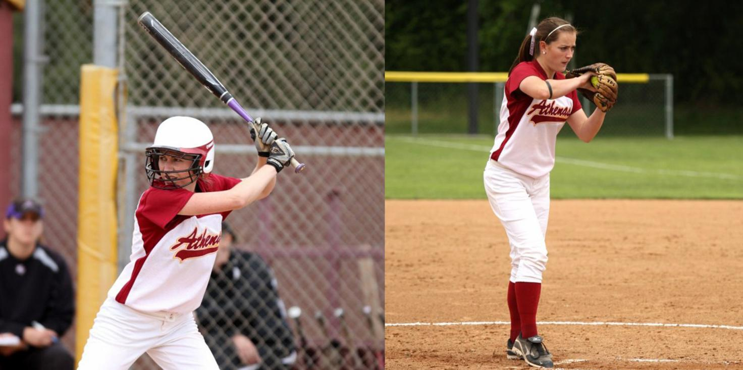 Harvey and Gularte Lead Athenas in Tournament Action