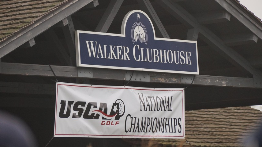 Golf to Swing Away at Tuesday's USCAA National Championships