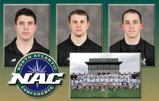 Nardelli, Visconti, and Seager Named in NAC Honors; Eagles Win Team Sportsmanship Award