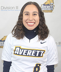 Ashley Carbajal, Averett, Rookie of the Week