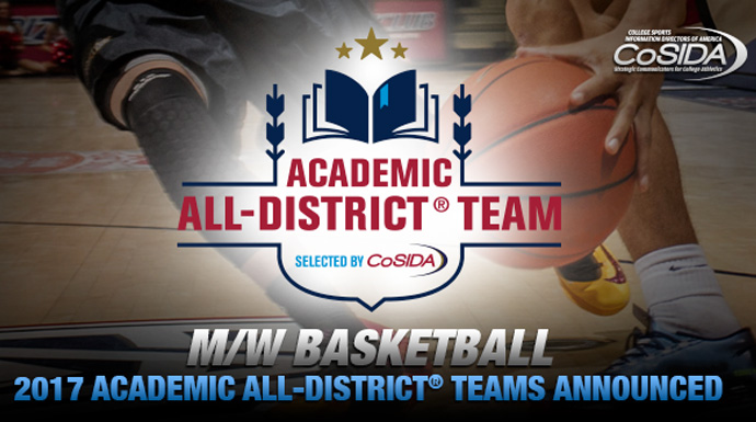 Westminster's Zalis Named CoSIDA Academic All-District
