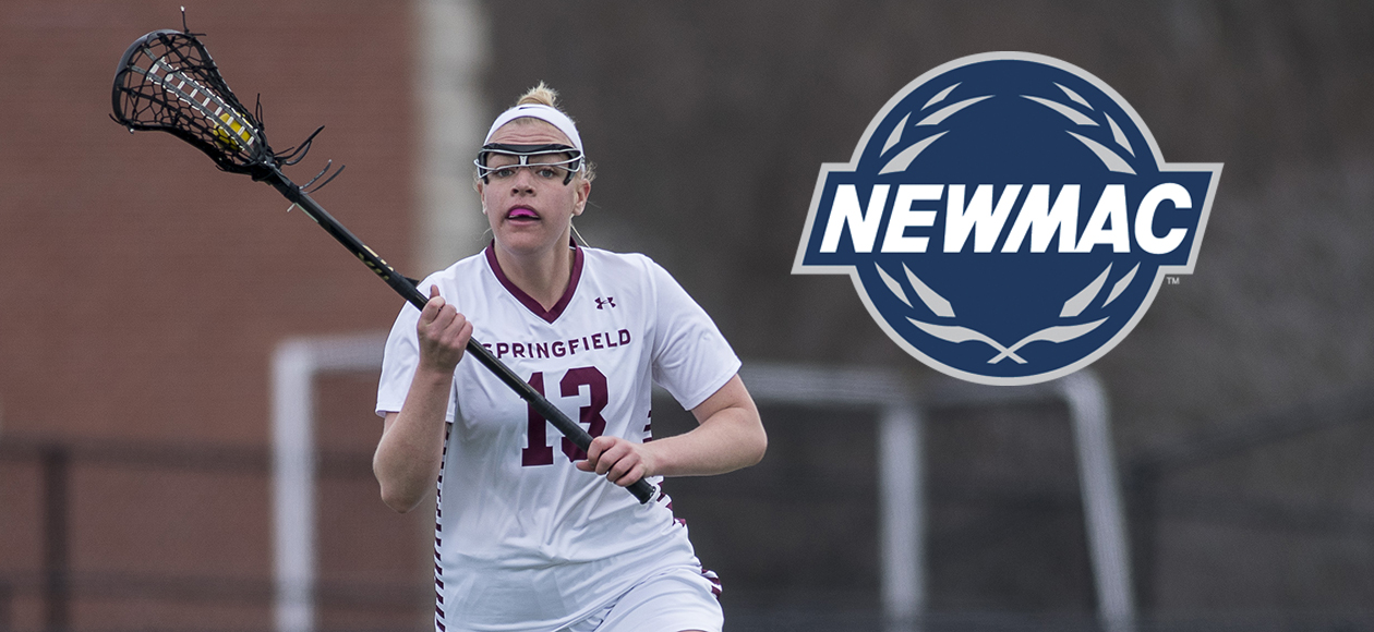 Stone Named NEWMAC Women's Lacrosse Defensive Athlete of the Week
