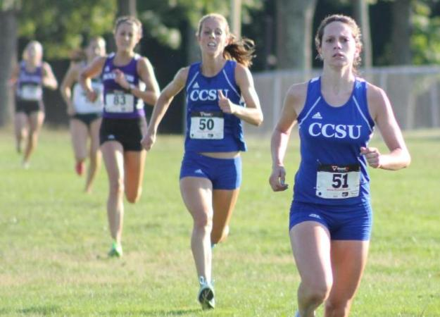 Women's Cross Country Finishes Third at Blue Devil Invitational