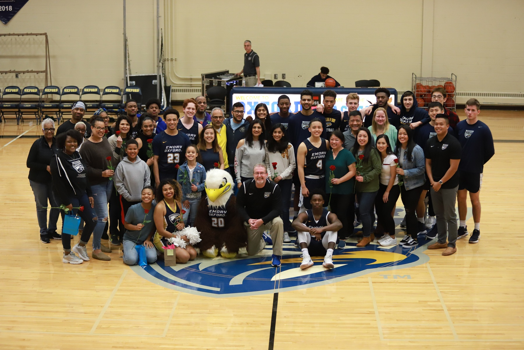 Eagles Get 20th Win of The Season on Sophomore Day