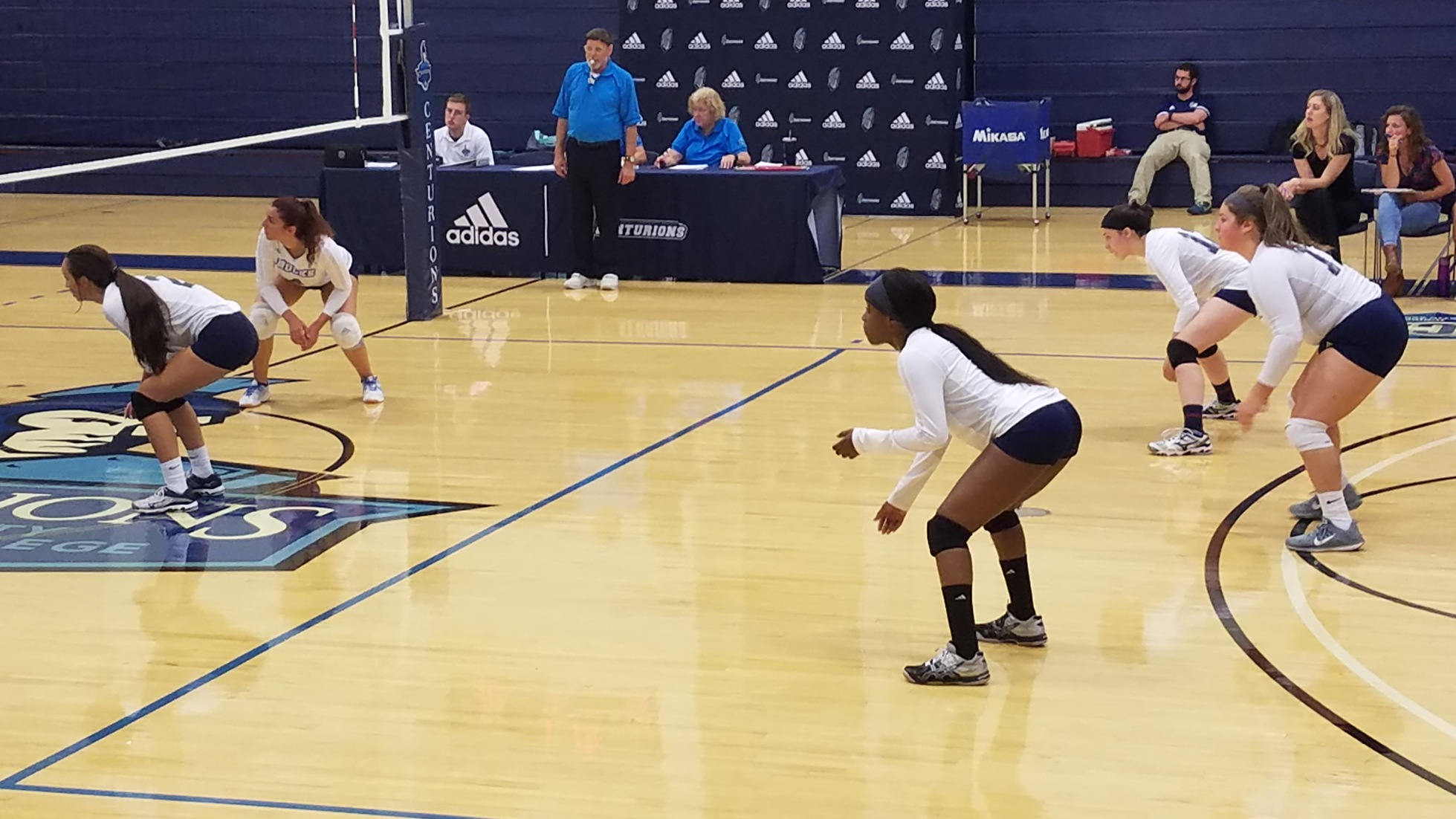 Women's Volleyball: Extend winning streak