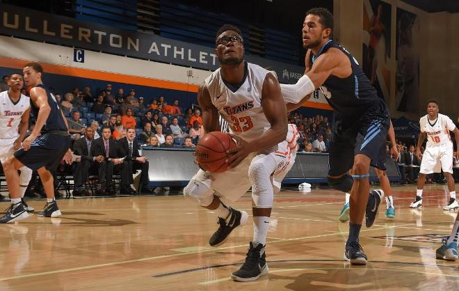 Fullerton Snaps Losing Streak with 75-52 Win Over Cal State East Bay