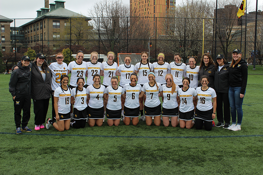 Women's Lacrosse Sees Season Come to a Close