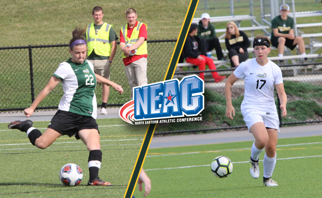 McGuigan and Dunlavey Named All-Conference