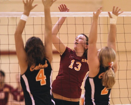 CMS Seals Season with Win Over Caltech