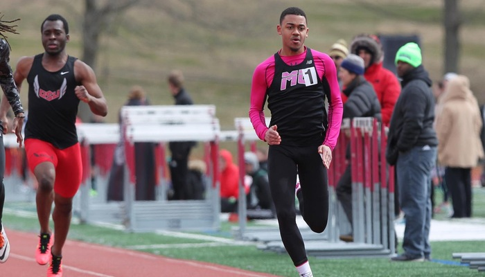 Men's Outdoor Track & Field captures first place at Muskingum Invitational