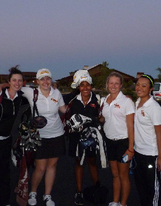 Women's Golf Opens Season With Strong Outing
